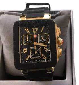 My Michelle black n gold michelle watch