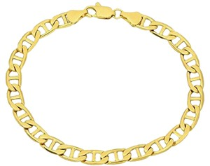 Other ** NWT ** GUCCI ( 6MM / 14K GOLD ) style BRACELET
