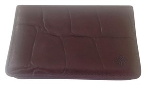 Mulberry Mulberry Small Card Holder