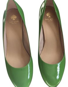 Kate Spade Green/blue Pumps