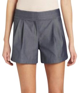 Robert Rodriguez Pleated Mid-rise Dress Shorts