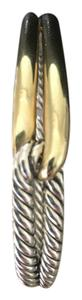 David Yurman NEW !David yurman Labyrinth bracelet with 18 k gold