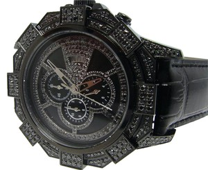IceTime 4.0 Ct Icetime/Jojo/Joe Rodeo Blackhawk Diamond Watch