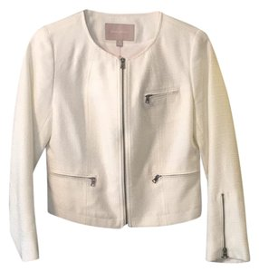 Banana Republic cream Blazer