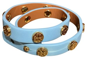 Tory Burch double strap stud