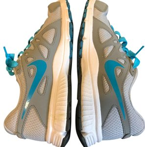 Nike Grey Blue Athletic