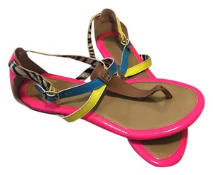 Sperry Multi-color Flats