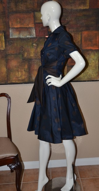 Kevan Hall Dress Image 4