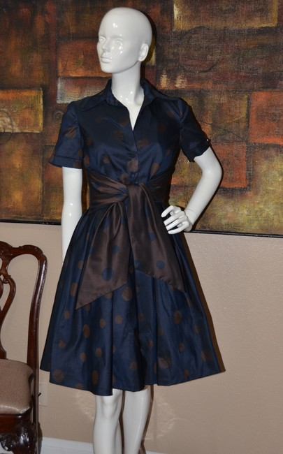 Kevan Hall Dress Image 5