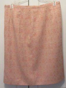 Norton McNaughton Skirt peach