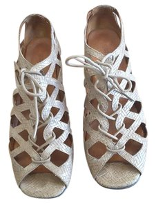 Gentle Souls Beige Sandals