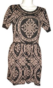 Romeo & Juliet Couture short dress black brown on Tradesy