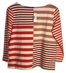 J.Crew T Shirt Striped