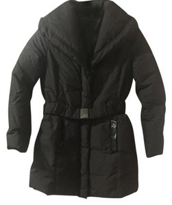 Via Spiga Belted Down Coat