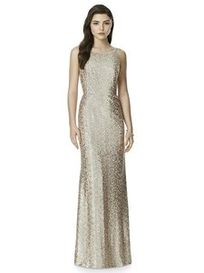 Dessy Rose Gold 2993 Dress