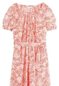 Tory Burch short dress Melon Emmarentia on Tradesy