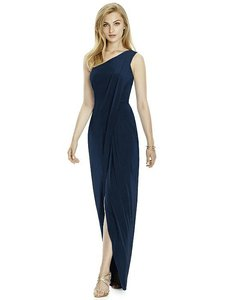 Dessy Midnight Navy 2997 Dress