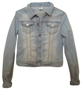 H&M Denim Light Denim Light Denim Jacket