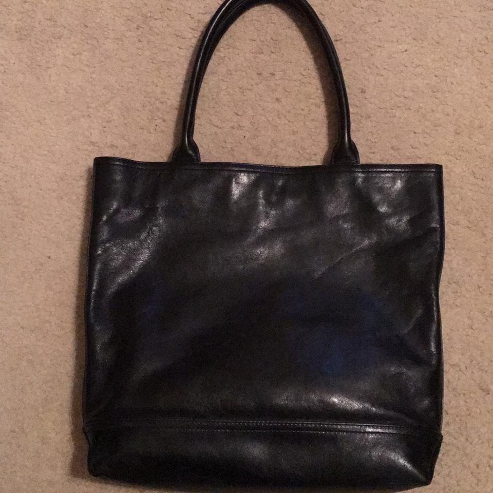 249fc01084b Tory Burch Robinson Style Tote  Nordstrom Anniversary Shoulder Black  Leather Tote
