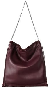 AllSaints Leather Luxury Lambskin Party Shoulder Bag