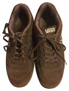 8046eb50768 Brown Vans Sneakers - Up to 90% off at Tradesy