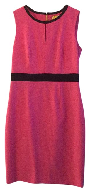 Item - Bright Pink Mid-length Work/Office Dress Size 8 (M)