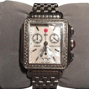 Michele Michele Deco Diamond Watch