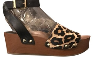 Sam Edelman Natural Cheetah Platforms