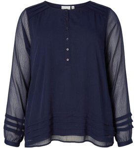 Junarose Top Navy
