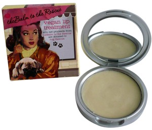 The Balm THE BALM To The Rescue Vegan Lip Treatment Compact RARE & Hard To Find