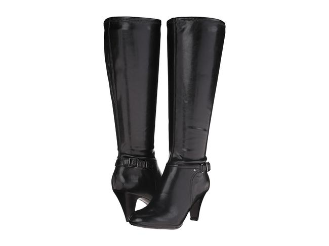 Item - Black Britta Calf Boots/Booties Size US 6 Wide (C, D)