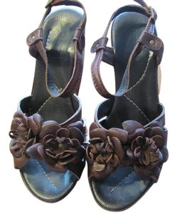 Sundance Brown Sandals