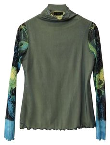 ANAC By Kimi Top Green