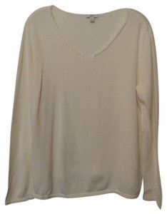 J. Jill Lightweight Cotton Large Sweater
