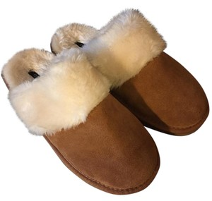 Forever 21 Slippers Slippers Fluffy Slippers Winter Slippers Brown Mules