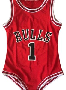 Other Beyonce Bulls jersey leotard / swim suit