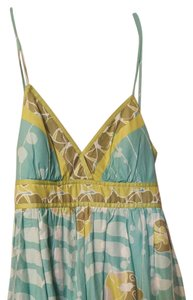 blues Maxi Dress by City Triangles Cute Summery