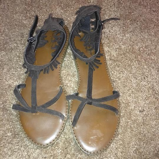 American Eagle Outfitters brown Sandals Image 3