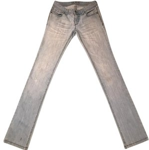 DL1961 Straight Leg Jeans-Light Wash