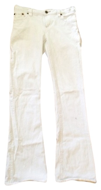 Preload https://item1.tradesy.com/images/1921-jeans-white-italy-boot-cut-jeans-size-30-6-m-2095300-0-0.jpg?width=400&height=650
