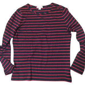 Brooks Brothers T Shirt red and black