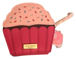Kate Spade take the cake cupcake coin purse