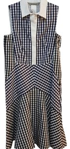 Sportmax short dress Chic checkered Sportmax dress. Great for summer, light and airy 100% cotton on Tradesy
