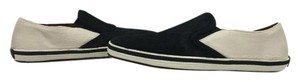Marc Jacobs Loafers Hair Calf Upper Multi Color Casual Black / White Flats