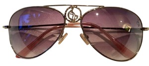 Baby Phat Aviators with brow bar and crystal embellishments - SUPER CHIC!!!