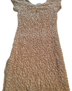 Forever 21 short dress beige / cream color on Tradesy