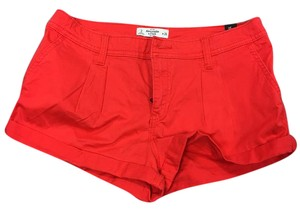 Abercrombie & Fitch & New With Tags Shorts Orange