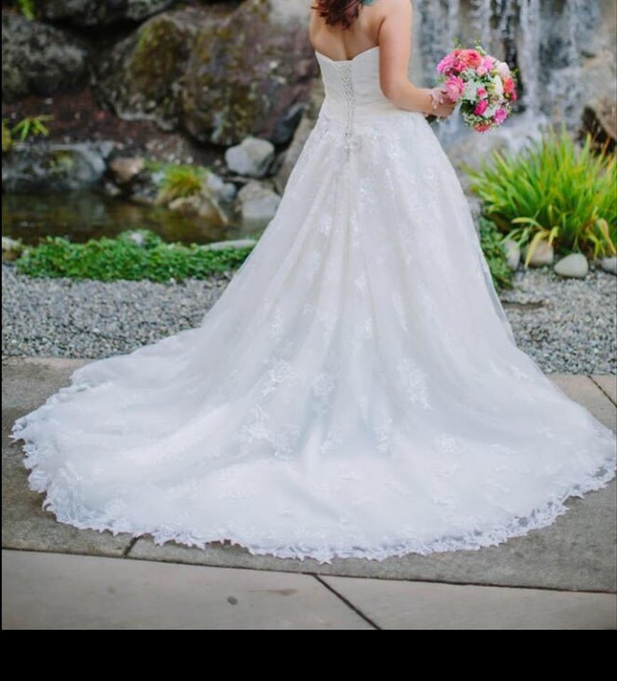Sophia Tolli Agata Wedding Dress - Tradesy