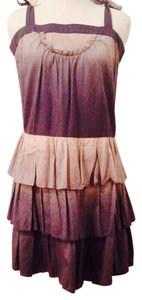 Marc Jacobs short dress Purple and Lilac Shades on Tradesy