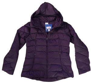 Patagonia Down Outdoor Winter Purple Jacket